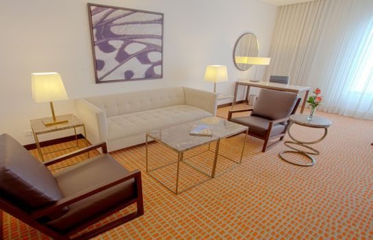 Suite Holiday Inn BOGOTA AIRPORT