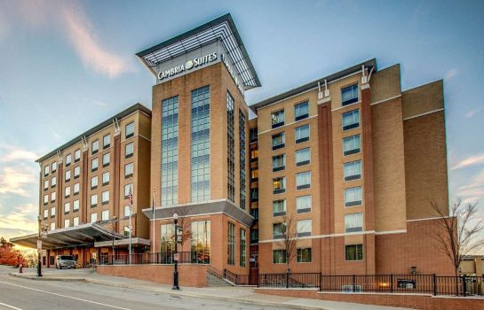 Vista esterna Cambria hotel & suites Pittsburgh - Downtown