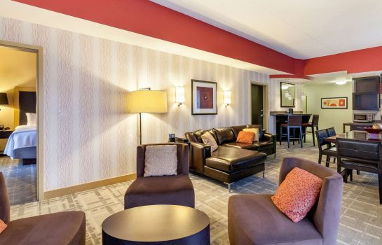 Suite Cambria Hotel Pittsburgh