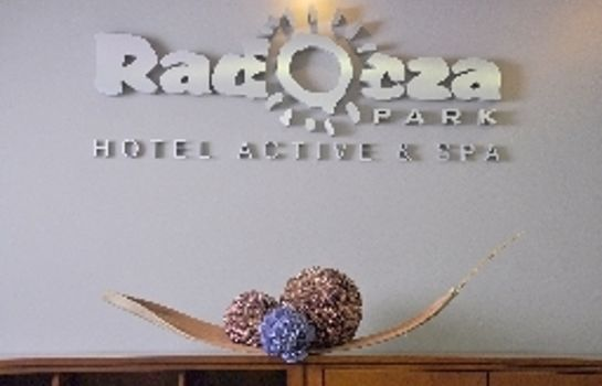 Reception Radocza Park Hotel *** Active&Spa