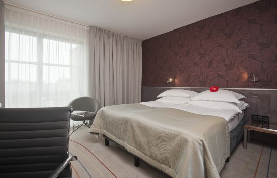 Double room (standard) Q Hotel Grand Cru Gdańsk