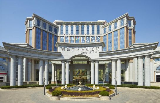 Außenansicht Four Points by Sheraton Qingdao, Chengyang