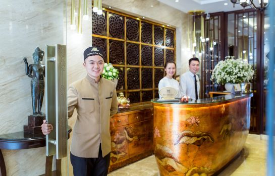 Hotelhal Golden Lotus Boutique hotel