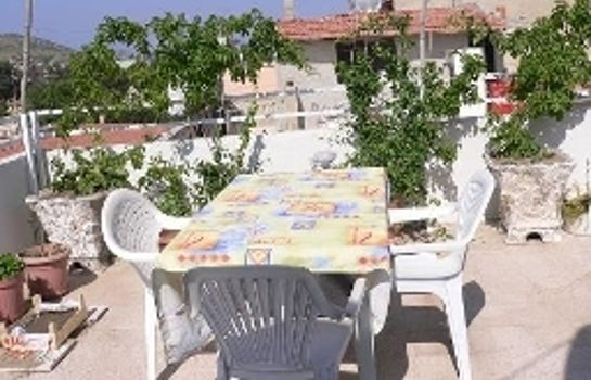 Terrasse Vardar Pension