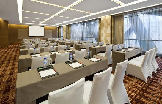 Tagungsraum Four Points by Sheraton Qingdao, Chengyang