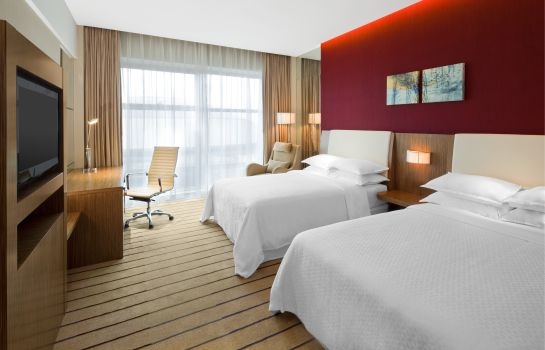 Zimmer Four Points by Sheraton Qingdao, Chengyang