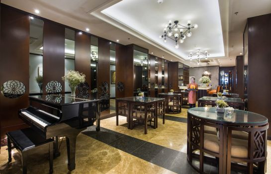 Hotelbar Golden Lotus Boutique hotel