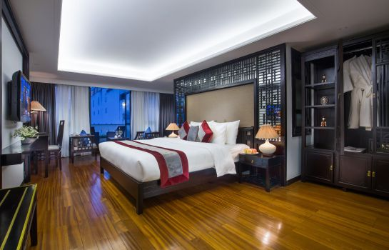 Junior-suite Golden Lotus Boutique hotel