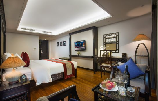 Suite Golden Lotus Boutique hotel