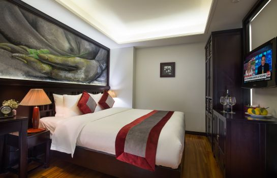 Tweepersoonskamer (comfort) Golden Lotus Boutique hotel