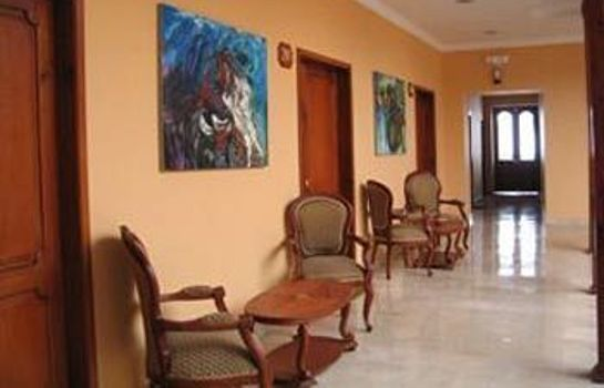 Interior view Boutique Hotel Plaza Sucre