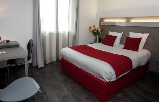 Chambre double (standard) Best Western Les Domes