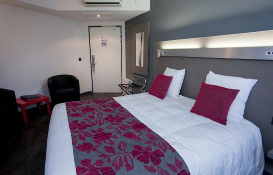 Chambre double (confort) Best Western Les Domes