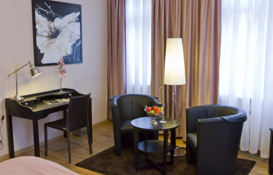 Suite junior Suiten-Hotel Dependance Laterne