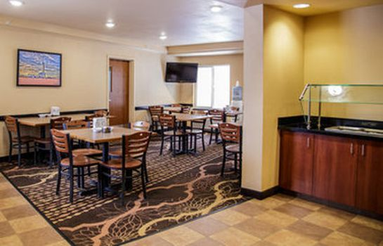 Restaurante RICHLAND INN AND SUITES