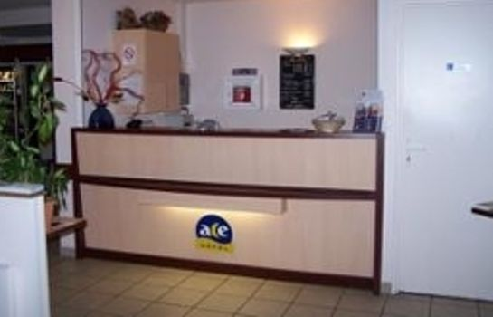 Empfang ACE Hotel Issoire