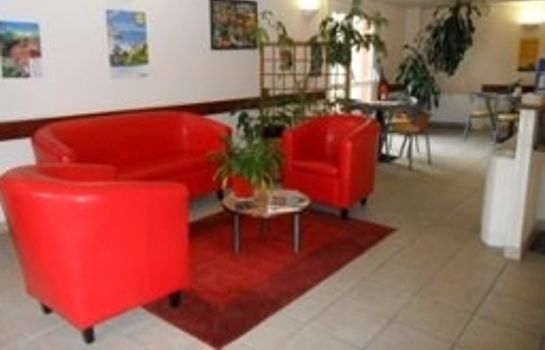 Hotelhalle ACE Hotel Issoire