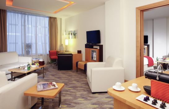 Suite Novotel Dammam Business Park