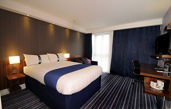 Chambre Holiday Inn Express SHEFFIELD CITY CENTRE
