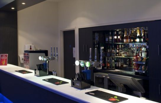 Hotel bar Holiday Inn Express MANCHESTER CITY CENTRE - ARENA