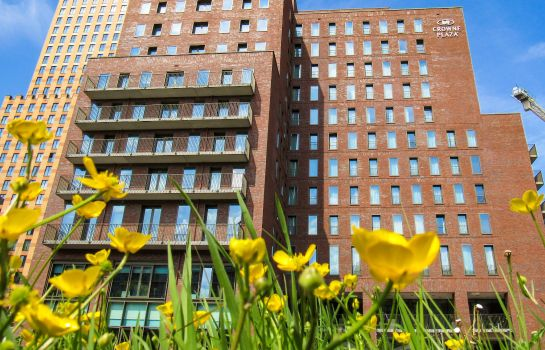 Exterior view Crowne Plaza AMSTERDAM - SOUTH