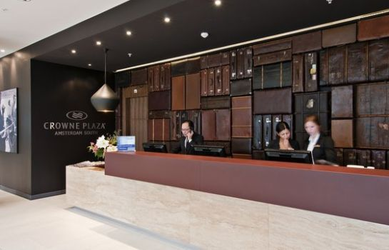 Hotelhalle Crowne Plaza AMSTERDAM - SOUTH