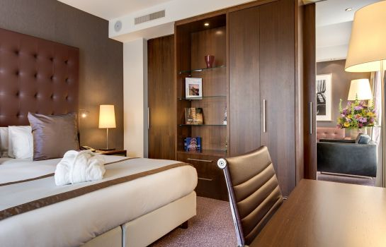 Zimmer Crowne Plaza AMSTERDAM - SOUTH