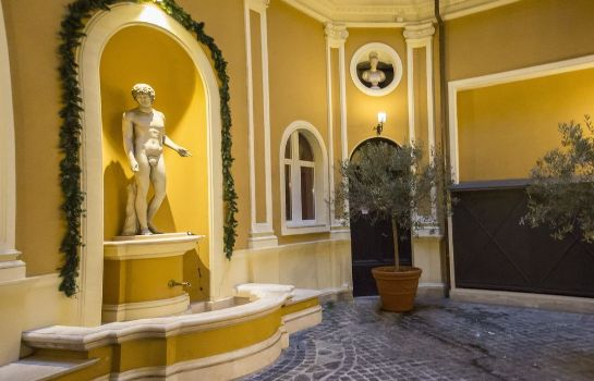 Jardín Inn Rome Rooms & Suites