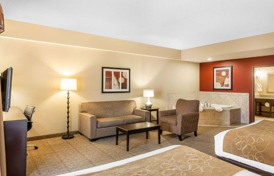 Suite Comfort Suites West of the Ashley
