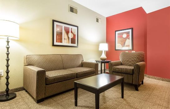 Suite COMFORT SUITES WEST OF THE ASHLEY COMFORT SUITES WEST OF THE ASHLEY
