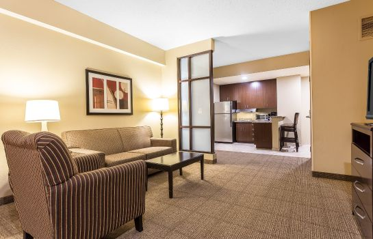 Habitación Comfort Suites West of the Ashley