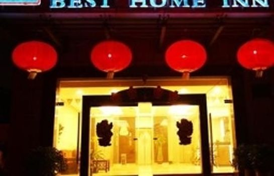 Exterior view Best Home Hotel