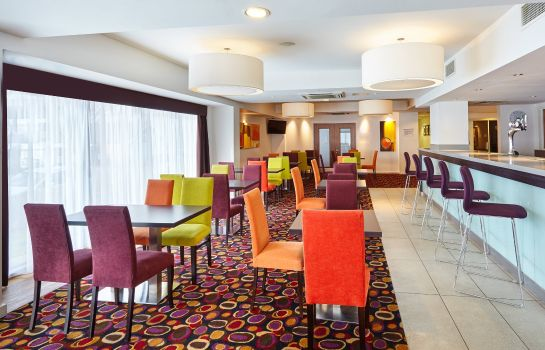 Hotel bar Holiday Inn Express BIRMINGHAM - SOUTH A45