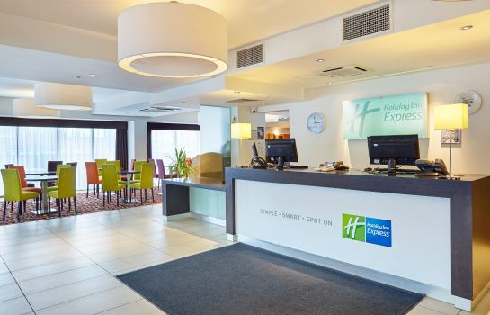 Lobby Holiday Inn Express BIRMINGHAM - SOUTH A45