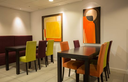 Conference room Holiday Inn Express BIRMINGHAM - SOUTH A45