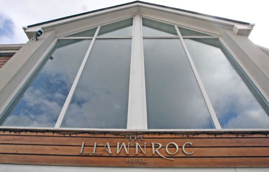 Exterior view The Llawnroc Hotel