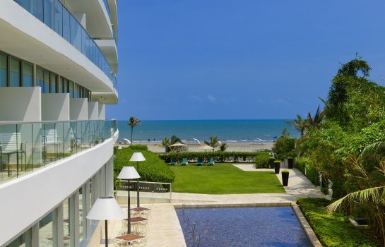 Exterior view Holiday Inn CARTAGENA MORROS