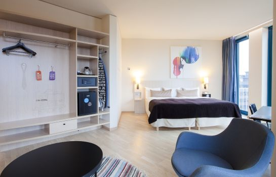 Junior suite Scandic Emporio