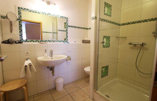 Badezimmer Zur Sonne Gasthaus
