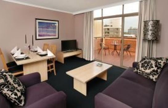 Room Quality Apartments Camperdown