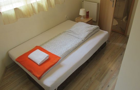 Single room (standard) Euro-Room Hostel