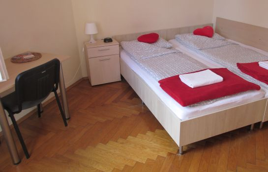 Double room (standard) Euro-Room Hostel