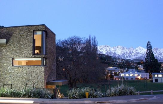 Buitenaanzicht QUEENSTOWN PARK BOUTIQUE HOTEL