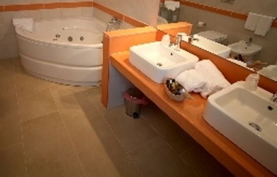 Bagno in camera Antica Locanda del Golf