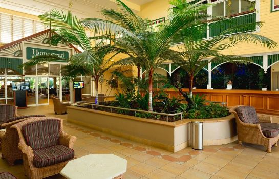 Lobby Cairns Colonial Club Resort