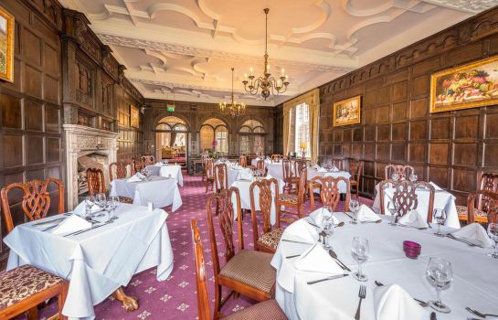Restaurant Castle Bromwich Hall
