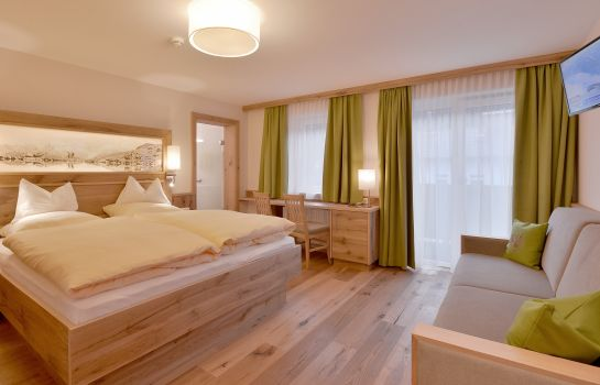 Junior Suite Tirolerhof Gasthof Pension