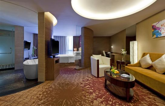Chambre Four Points by Sheraton Tai'an