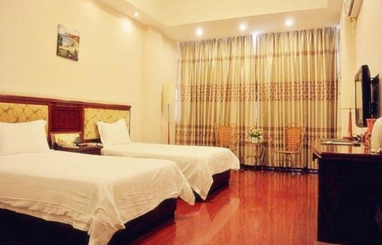 Vista esterna Green Tree Inn East Wuyi Road Domestic only