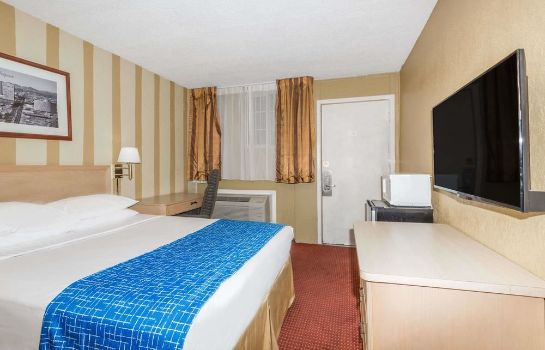 Standardzimmer Travelodge Phoenix Downtown